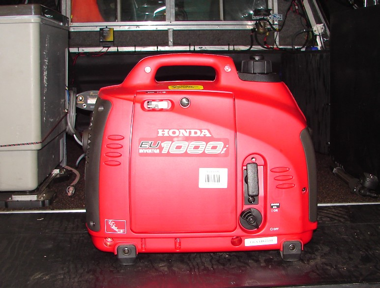 Honda inverter generators i have them all river for Honda vs yamaha generator